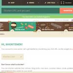 Kiếm tiền với shorte.st – Trang rút gọn link uy tín