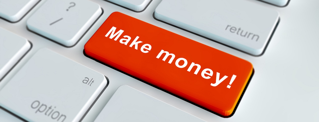 website kiếm tiền uy tín