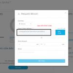 Hướng dẫn mở ví tiền ảo bitcoin tại Blockchain.info